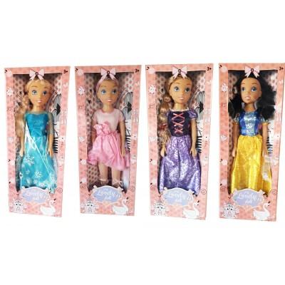 Кукла принцеса My Lovely Doll 80 см.