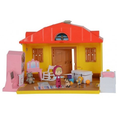 МАША и МЕЧОКА -  Къща на Маша