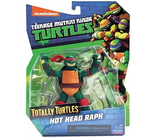 TMNT Костенурка Нинджа Базова фигура Totally Turtles
