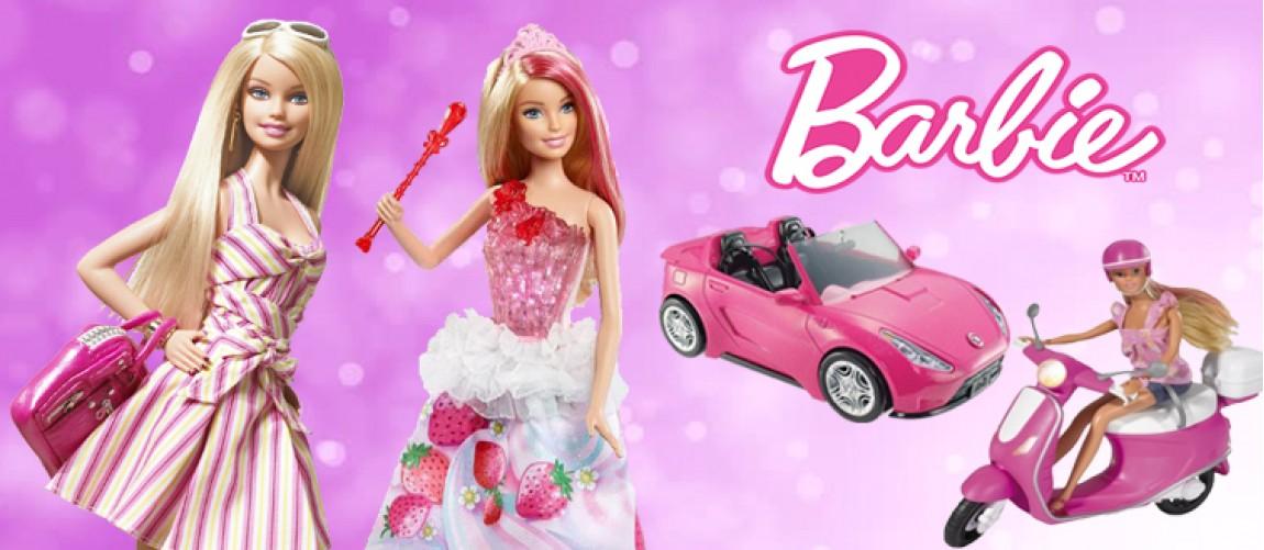 Барби играчки