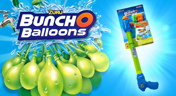 Bunch o Ballons балони с вода