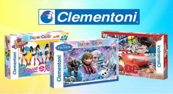 Clementoni детски пъзели