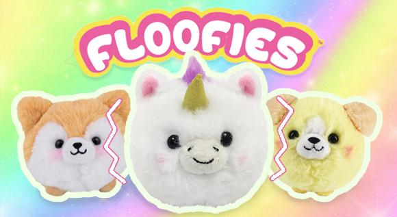 Floоfies играчки