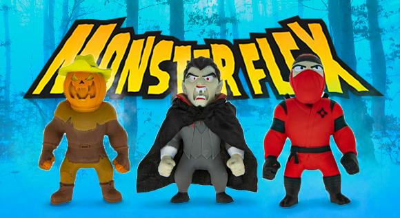 Monster Flex разтягащи се чудовища