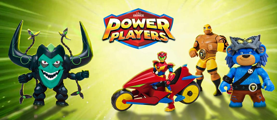 Power Players Фигурки и играчки