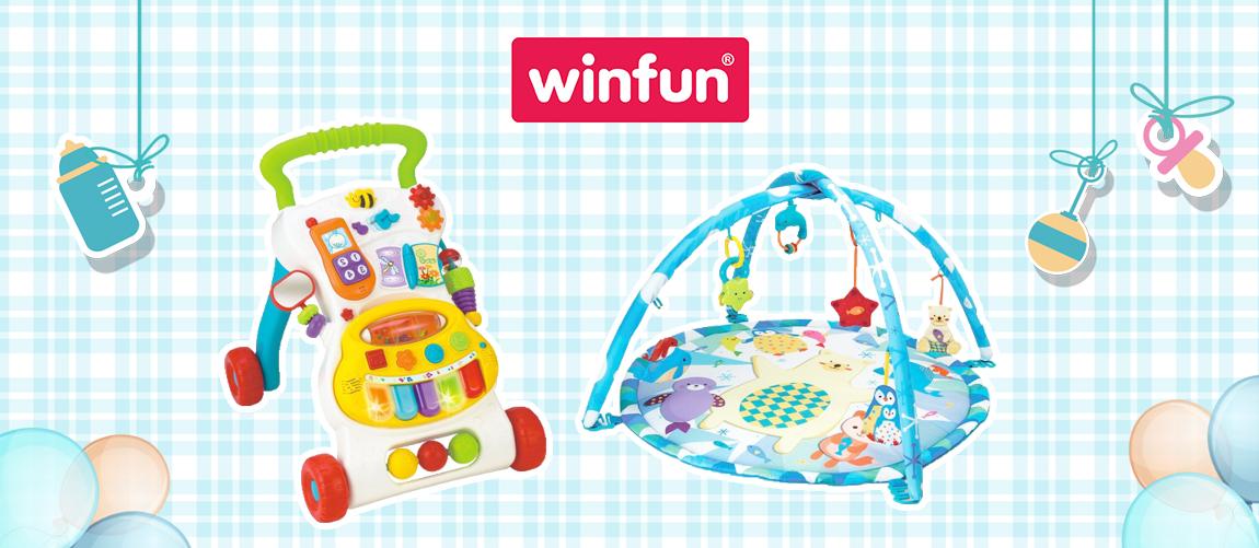 Winfun играчки за бебета Nevakids