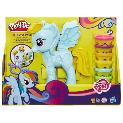PLAY-DOH Пластелин My little pony