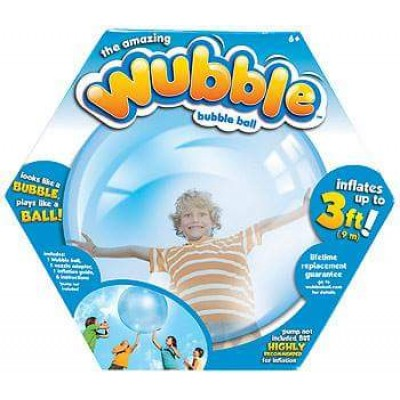 Wubble Bubble - Топка Балон - Уъбъл Бъбъл